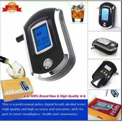 [XẢ KHO ĐÓN TẾT] Máy đo nồng độ cồn Alcohol Tester AT6000 - An toàn cho bạn khi lái xe