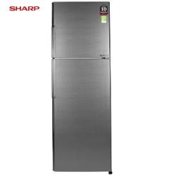 TỦ LẠNH SHARP INVERTER  SJ-X346E-SL 342 LÍT