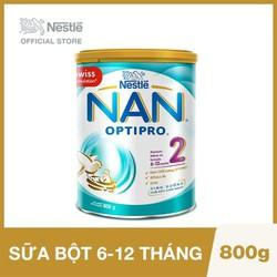 Sữa Bột Nestle NAN Optipro 2 - Lon 800g