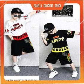 COMBO 2 bộ quần áo trẻ em mẫu TRENDS dành cho bé trai 6-10 tuổi. Chất liệu đẹp, co dãn tốt - COMBO 2 bộ TRENDS
