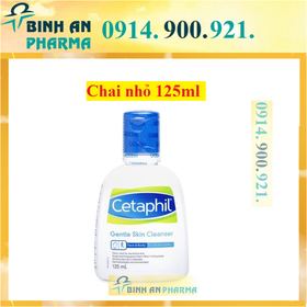 Cetaphil 125ml - Cetaphil 125ml