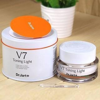 Kem Dưỡng Trắng và Tái Tạo Da V7 TONING LIGHT- Hàn Quốc - KDT94165 thumbnail