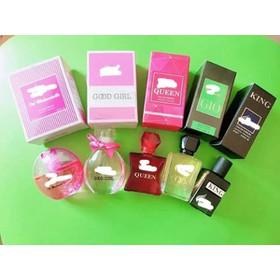 Set nước hoa mini 5 mùi Good - King - Queen - Giò - Ori - 89294