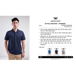 áo phông hè Aristino APS008S8
