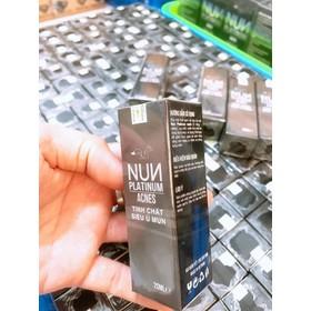 tinh chất siêu ủ mụn Nun platinum acnes - Munnun