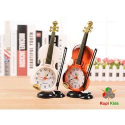 Đồng hồ báo thức – Mô hình đàn violin