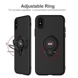 Ốp lưng iPhone X- Xs iConFlang ring chống lưng