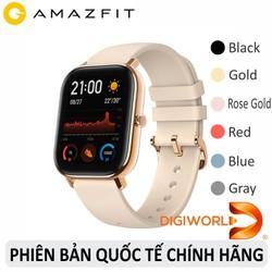 Đồng Hồ Thông Minh Xiaomi Amazfit GTS - Hàng Chính Hãng Digiworld - GTS-DGW
