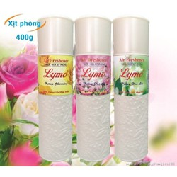 Nước hoa xịt phòng Lymo 400ml