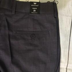 ASO028-quần short aristino-reguler có ảnh thật hai mặt-34-36   ASO028-quần short aristino-reguler có ảnh thật hai mặt-34-36
