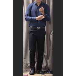 Quần âu nam màu đen chất vải mềm kiểu dáng SLIM phù hợp cho nam   Quần âu nam màu đen chất vải mềm kiểu dáng SLIM phù hợp cho nam   Quần âu nam màu đen chất vải mềm kiểu dáng SLIM phù hợp cho nam   Quần âu nam màu đen chất vải mềm kiểu dáng SLIM phù