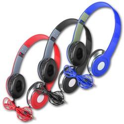 Tai nghe chụp tai stereo headset - Giao màu ngẫu nhiên