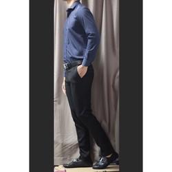Quần âu nam màu xanh coban chất vải mềm kiểu dáng SLIM phù hợp cho nam | Quần âu nam màu xanh coban chất vải mềm kiểu dáng SLIM phù hợp cho nam | Quần âu nam màu xanh coban chất vải mềm kiểu dáng SLIM phù hợp cho nam | Quần âu nam màu xanh coban chất