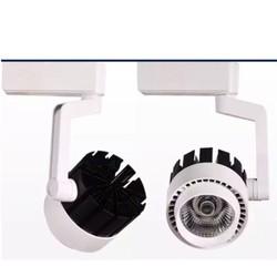 Combo 3 đèn rọi ray 20W  1 ray 1 mét vỏ trắng WHITE loại chuẩn - Chất nhất 2020