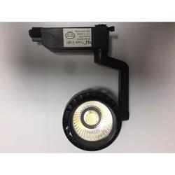 Combo 3 đèn rọi ray 20W  1 ray 1 mét vỏ đen TX200 cao cấp - Được Kiểm Hàng