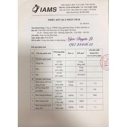 Combo 5 chai nước lau sàn Bio clean của Viện Kh Hàn lâm VN - Được Kiểm Hàng - Được Kiểm Hàng - Được Kiểm Hàng - Được Kiểm Hàng - Được Kiểm Hàng