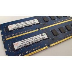 Ram DDR3 4G bus 1333, 1600 , hàng máy đồng bộ, Dell, HP, Lenovo... nhiều hiệu, giá bèo