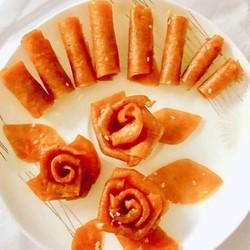 1 kg bánh tráng xoài thượng hạng đặc sản Nha Trang