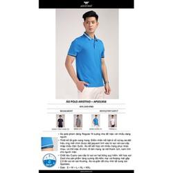 Áo phông ngắn tay có cổ Aristino APS019S8