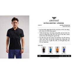 Áo phông ngắn tay có cổ Aristino APS022S8