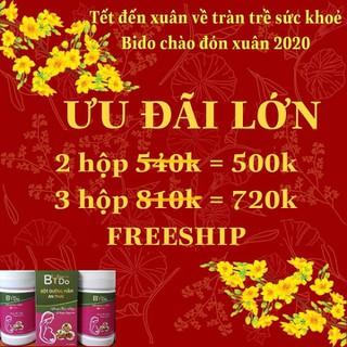 Com bo 2 hộp Bột ngũ cốc dưỡng mầm an thai Bido - combo2 thumbnail