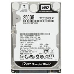 Ổ cứng laptop 250G Sata có Win7, nhiều hiệu, chất lượng tốt giá bèo