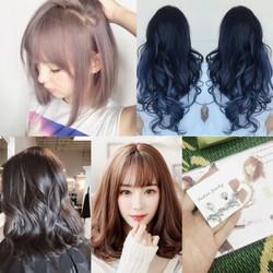 Combo 1 khuyên tai  3 màu nhuộm tóckhách inbox chọn màu