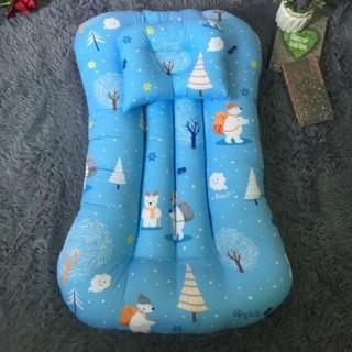 Đệm ngủ cho trẻ sơ sinh [ĐƯỢC KIỂM HÀNG] - SHOPBAN1261VN thumbnail