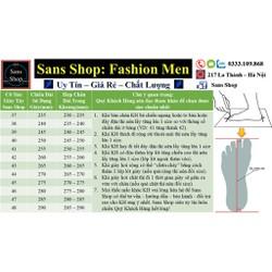 GIÀY TÂY CAO CẤP GIÀY OXFORD NAM ĐẸP ĐỘC CÁ TÍNH Sans Shop Sans128 - Được Kiểm Hàng