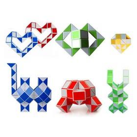 Rubik dài phát triển trí tuệ thông thái - Rubik dài phát triển trí tuệ