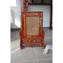 khung ảnh thờ - khung ảnh thờ gỗ hương 25x35 cm