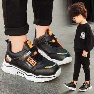 Giày thể thao chất da cá tính cho bé gái và bé trai ETT002 - ETT002 thumbnail
