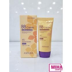 Kem Nền Aspasia BB Cream 50ml Hàn Quốc