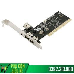 Card chuyển đổi PCI - 1394