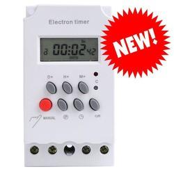 Công tắc hẹn giờ Kg316T-II 25A 220V bật tắt thiết bị điện tự động có khóa phím