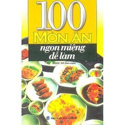Bộ công thức 100 món ăn ngon nhất cho người phụ nữ
