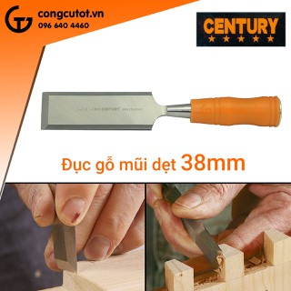 Đục gỗ dẹt 38mm Century - 24001987 thumbnail