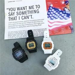 Đồng hồ điện tử SANOSI mặt vuông phong cách Unisex