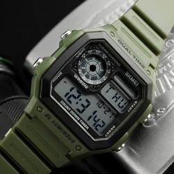 Đồng hồ nam skmei 1299 đồng hồ điện tử thiết kế năng động