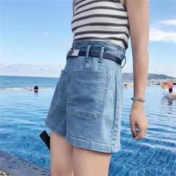 quần shorts bò 2 túi trước siêu hót