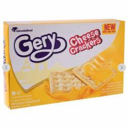 bánh Gery cheese crackers vị phô mai hộp 200 g