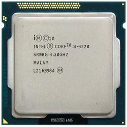 CPU Intel Core I3 3220-3240