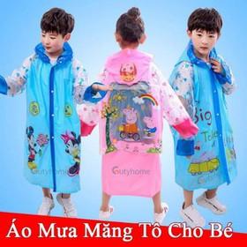 áo mưa trẻ em - áo mưa trẻ em