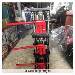 Máy bấm đầu ống áp lực cao - nén thuỷ lực 3 tấn-bấm đầu dây máy rửa xe - ép 3 tấn
