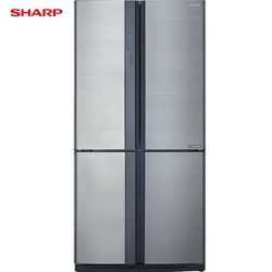 Tủ lạnh Sharp Inverter 626 lít SJ-FX631V-SL Mới 2018