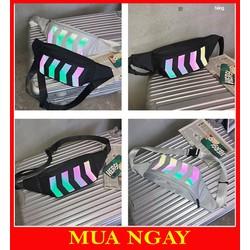 Túi đeo chéo Nam Nữ phản quang cực đẹp đi học đi chơi đi du lịch đựng đồ cá nhân