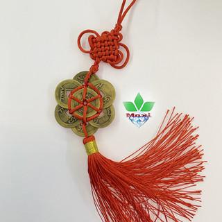 Tiền Xu Cổ Phong Thủy - Mai Hoa 6 Cánh - 9B5C028 1