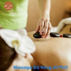 [Evoucher_Quận Bình Thạnh_HCM] Liệu Trình Massage Đá Nóng 60 Phút Tại Đông Y HK