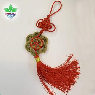 Tiền Xu Cổ Phong Thủy - Mai Hoa 6 Cánh - 9B5C028 5