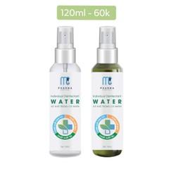 2 chai nước rửa tay khô sát khuẩn _ xịt rửa tay khô